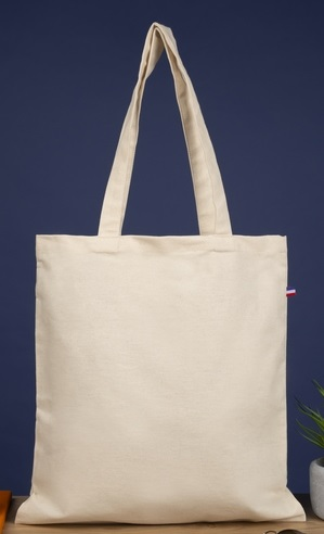 sac coton made in france