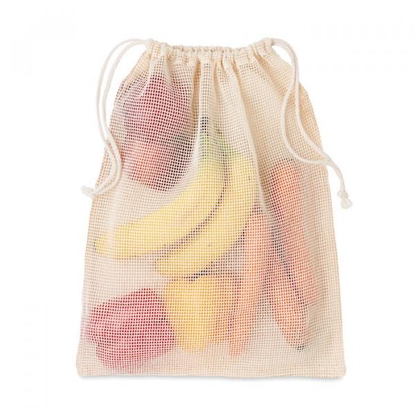 pochon coton réutilisable